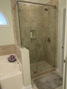 Remodel Bathroom Greensboro bathroom remodel | kc's improvement & construction co., inc.