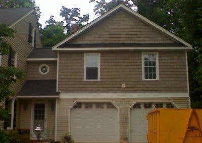 Dormer and Garage Addition