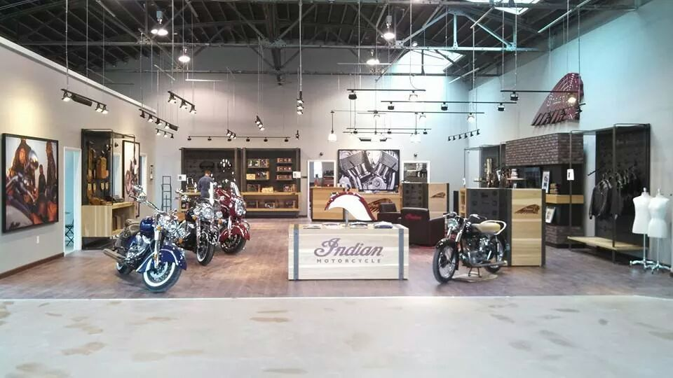 Indian Motorcycle refit
