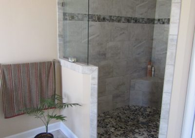 Custom Full Tile Shower