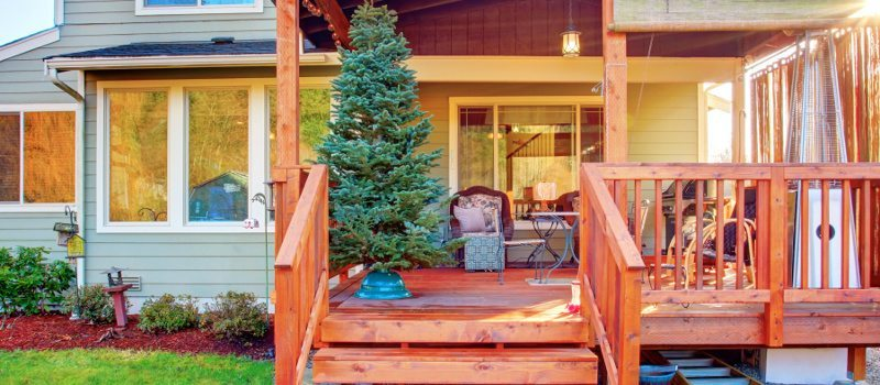 Give Your Deck an Inexpensive Makeover