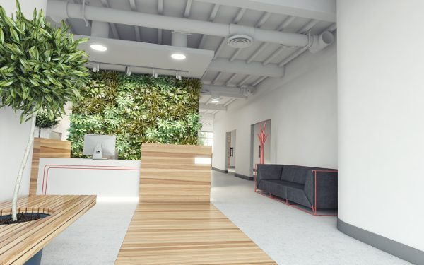 Office Design Trends that Commercial Contractors are Following for 2018